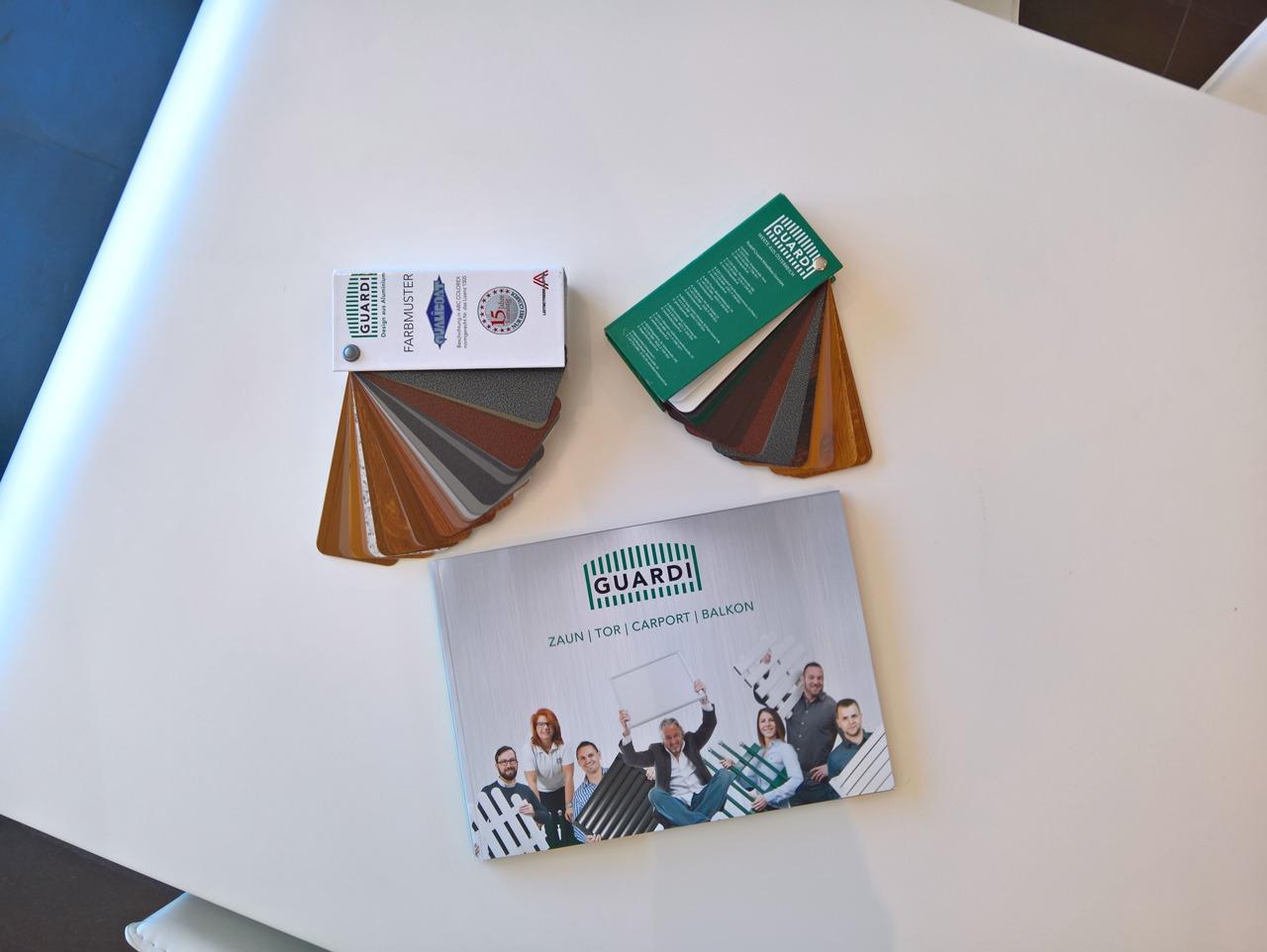 GUARDI Farben Alu Lacke Lackierung Design