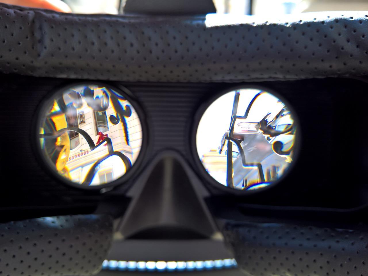 GUARDI VR Brille Rundgang digital Besuch Zukunft modern