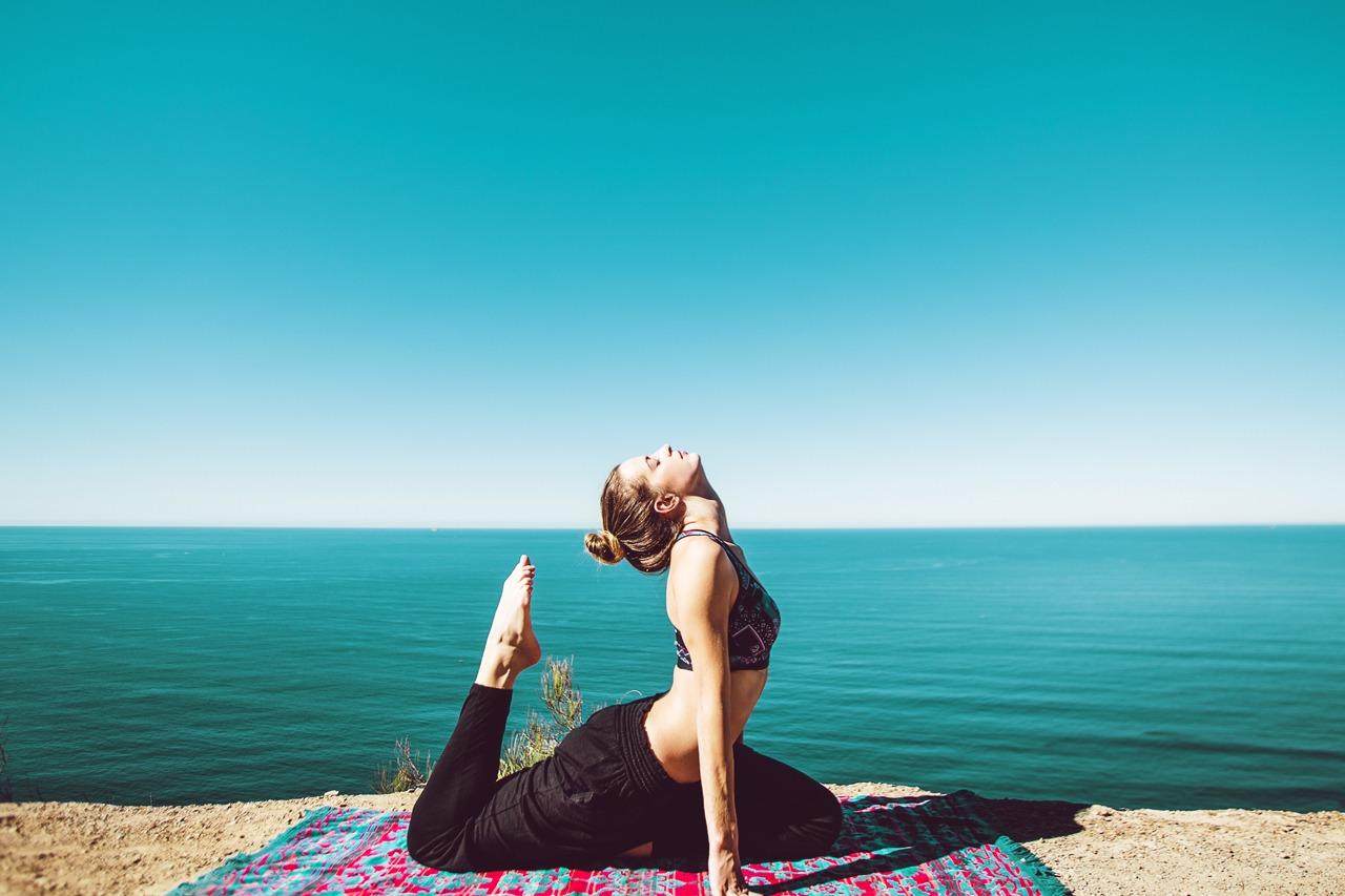 GUARDI Österreich Yoga Sport Workout Meer Entspannung