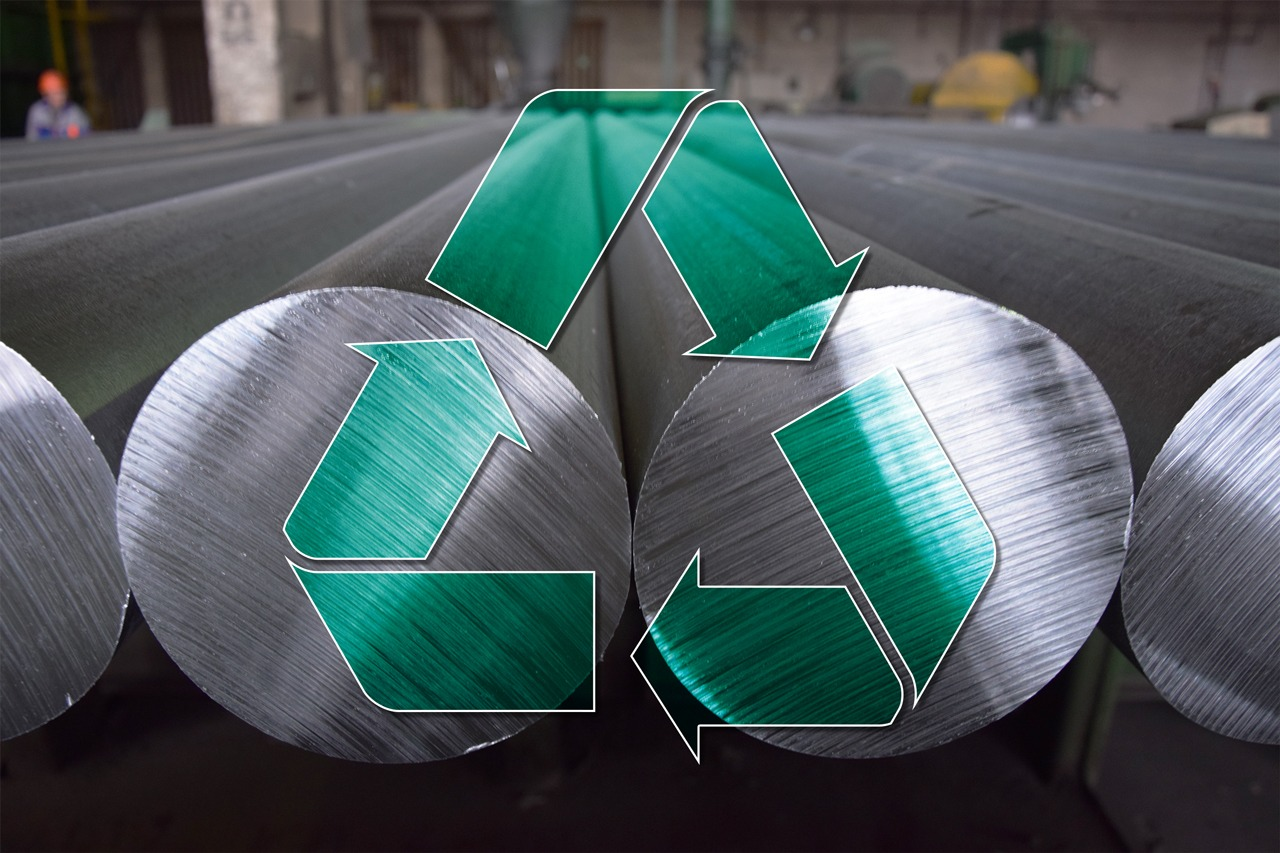 GUARDI Austria Recycling Aluminum Metal Recycling Sustainable