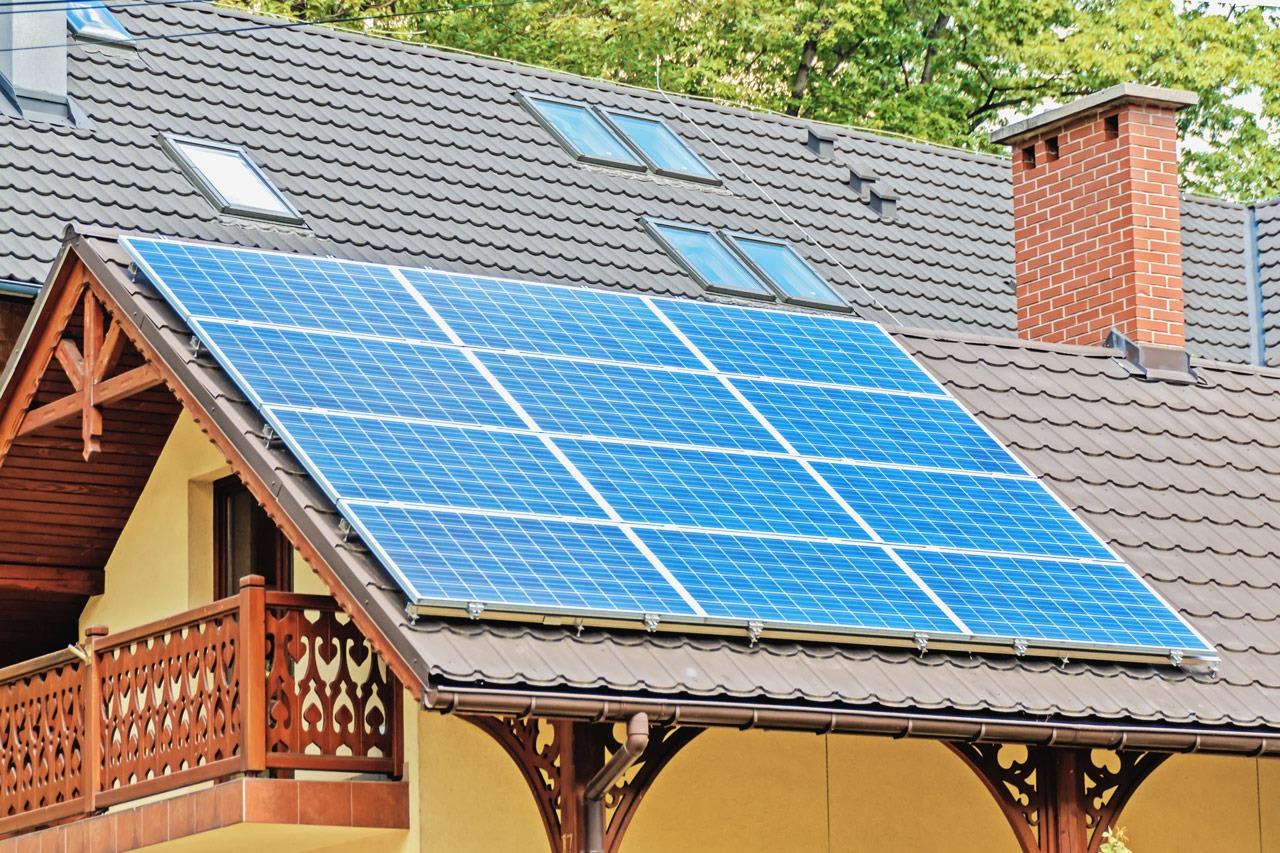 GUARDI Österreich Solaranlage Außenausbau Außenanalge Energie alternative modern erneuerbar