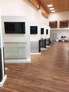 GUARDI Gerasdorf Neueröffnung Schauraum Renovierung Filiale Niederlassung