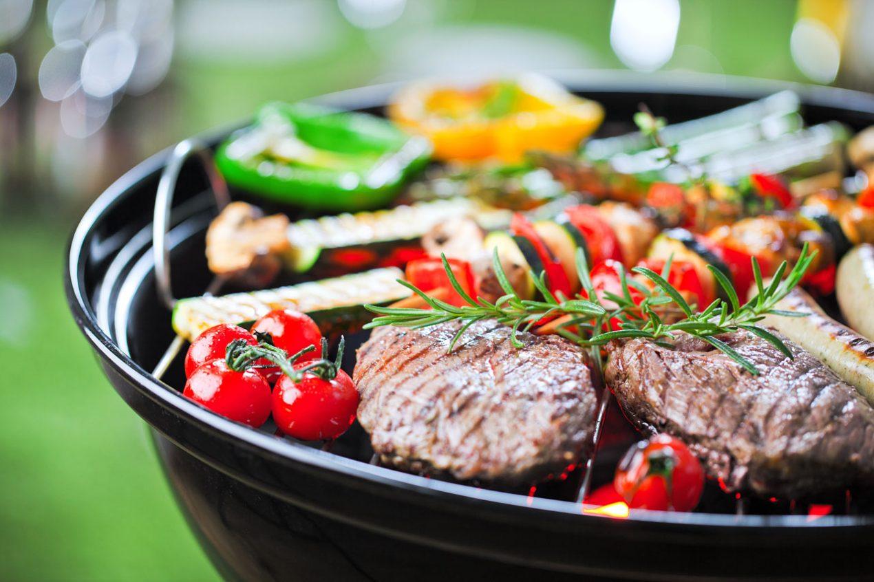 GUARDI Österreich Grillabend Grill BBQ grillen marinieren Sommer Party Essen