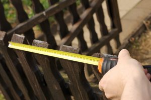 Fence measurement, free appointment, aluminum fence, fence quality