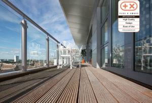 guardi österreich xplus award terassendielen terrassen sichtschutz terassenboden