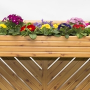 GUARDI Österreich Aluminium Blumenkiste Pflanzkasten robust langlebig Alu