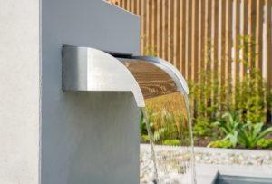 Wasserwand, modern, edel, Wasserelement