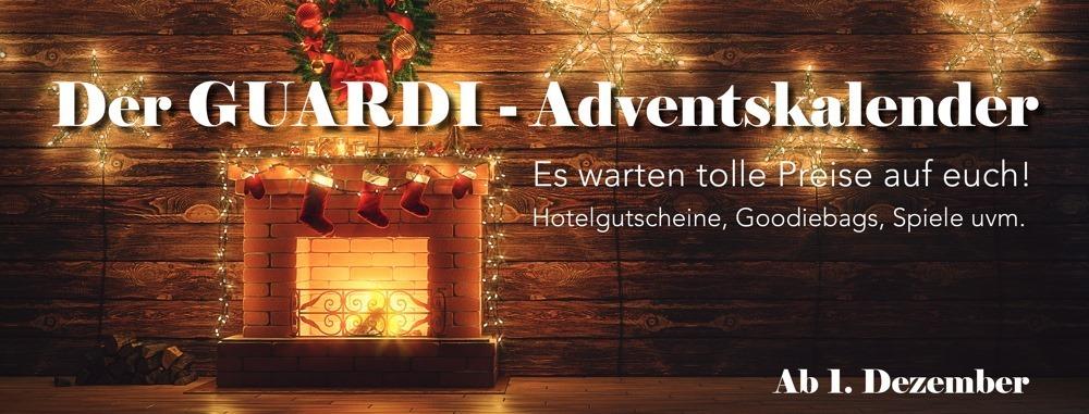 GUARDI, Österreich, Adventskalender, Aluzaun, Preise, Gewinnspiel, Design, Österreich, Gartenbox