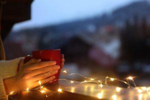 Weihnachten, Weihnachtsbeleuchtung, do it yourself, besinnlich, GUARDI, Österreich, Design, Modern, balkongeläner glas, balkon brüstung