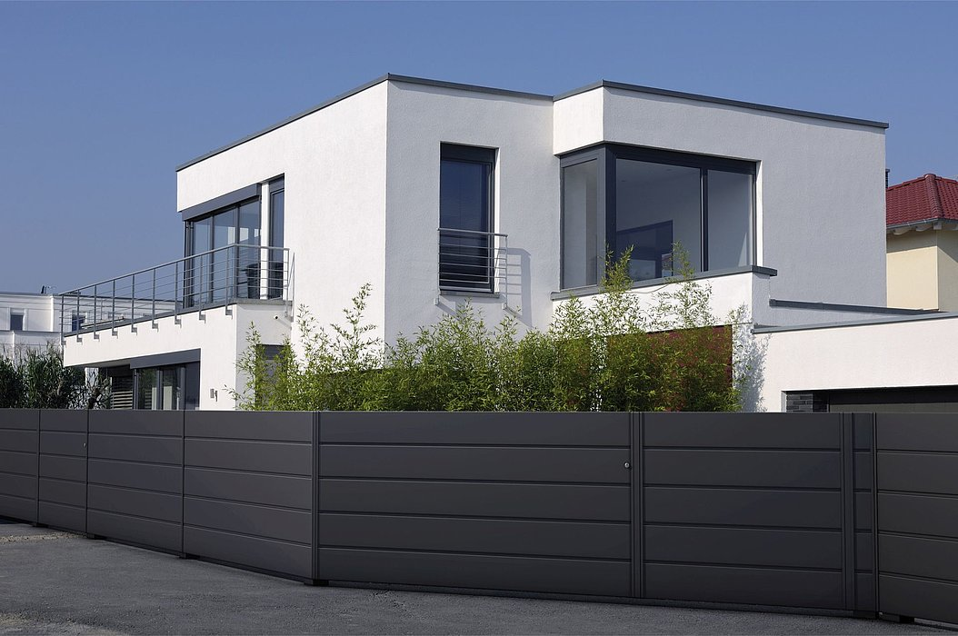 Guardi, Zaun modern, Sichtschutz zaun, zäune günstig,