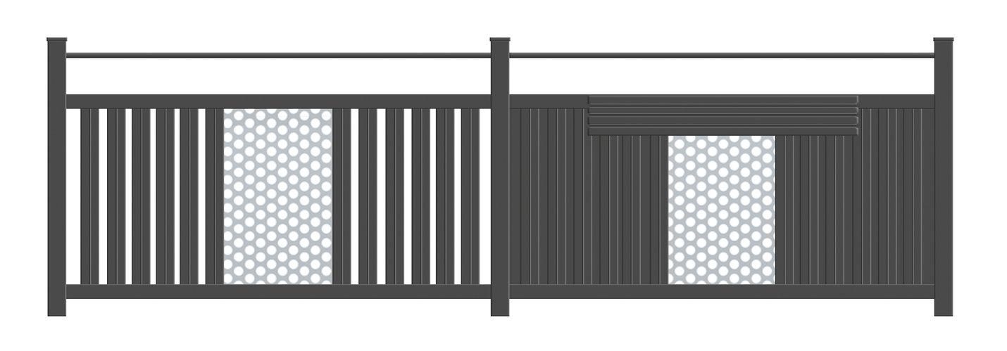 Guardi, Österreich, Balkon, Balkongeländer, Balkonsanierung, alu balkon, aluminium