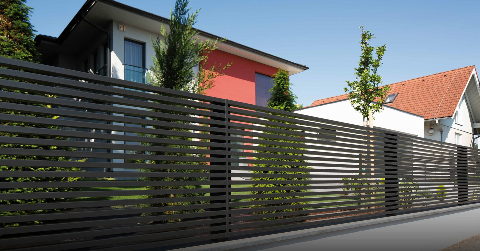 Um Zaune Besser Zaun Balkon Gartentor Guardi