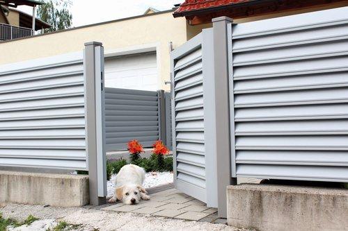 Gartentür Trento