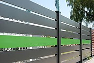 Guardi, Österreich, Zaun aus aluminium, sichtschutzzaun, schiebetor, alutor, gartentor, gartentüre