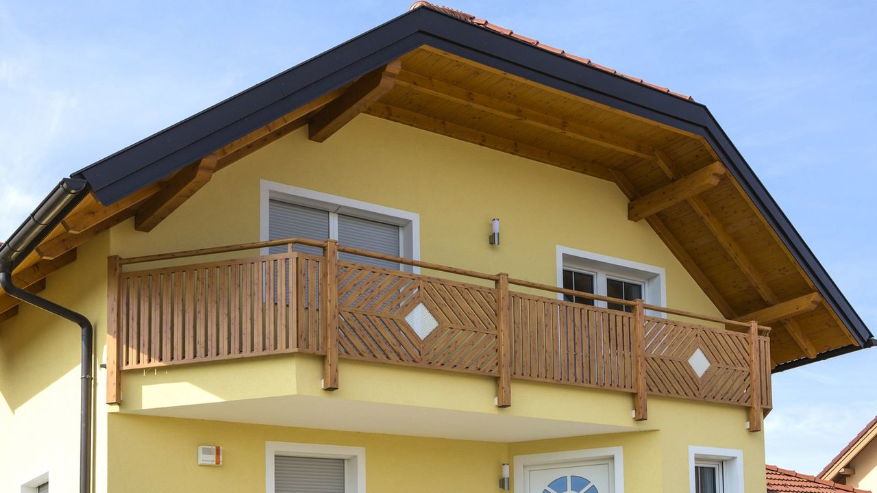 balkongel nder flachau geometrisch und variabel guardi. Black Bedroom Furniture Sets. Home Design Ideas