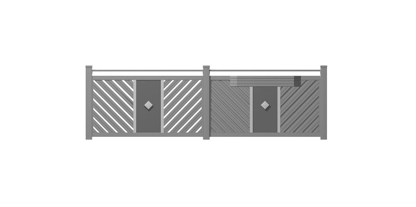 Guardi, Balkon, Gastein, alu balkon, aluminiumbalkon,